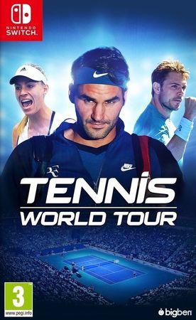 Bigben Tennis World Tour (Switch)