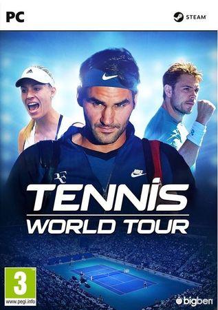 Bigben Tennis World Tour (PC)