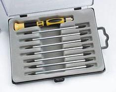 Mannesmann Werkzeug 8-dijelni set preciznih odvijača