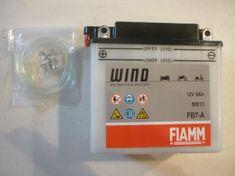 Fiamm moto akumulator (12V, 8Ah, FB7-A)
