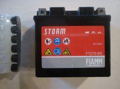 Fiamm moto akumulator (12V 6 Ah, FTZ7S-BS)