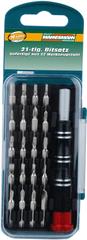 Mannesmann Werkzeug 21-dijelni set preciznih nastavaka za vijak