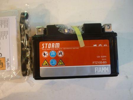 Fiamm moto akumulator (12V, 8,6 Ah, FTZ10S-BS)