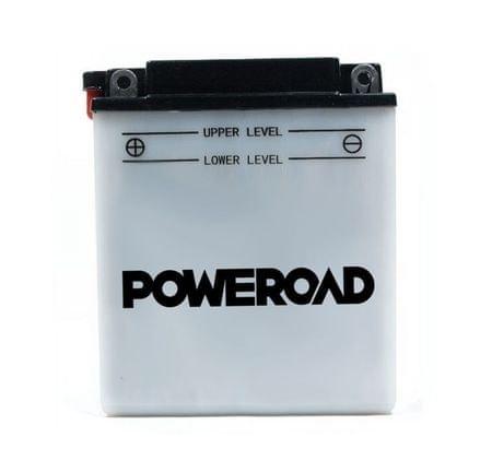 Uplus akumulator za motor B38-6A (6V)