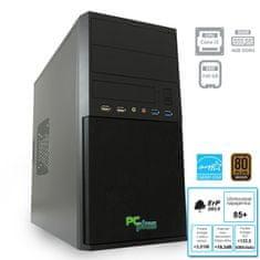 PCplus namizni računalnik e-office i3-7100/4GB/SSD240GB/FreeDOS (136762)