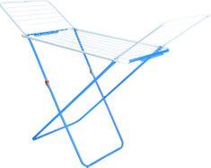 BRILANZ stalak za sušenje odjeće Sky Blue, 18 m