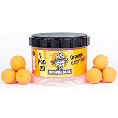 Imperial Baits Impeiral Baits Plovoucí Boilies Carptrack V-Pops Oranžové 60 g