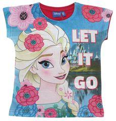 E plus M dievčenské tričko Frozen