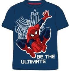 E plus M chlapecké tričko Spiderman