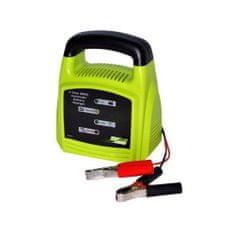 Pro-User avtomatski dvostopenjski polnilec 12 V akumulatorjev MCH8A