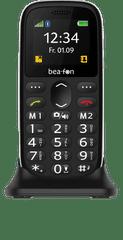 Beafon GSM telefon SL160, črn - Odprta embalaža