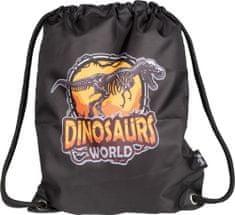 BAAGL Vrecko na obuv Dinosaury