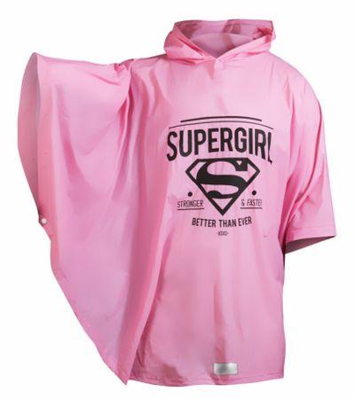 BAAGL Pláštenka pončo Supergirl Original