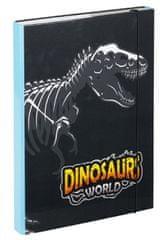 BAAGL pudełko na notatniki A4 Dinozaur