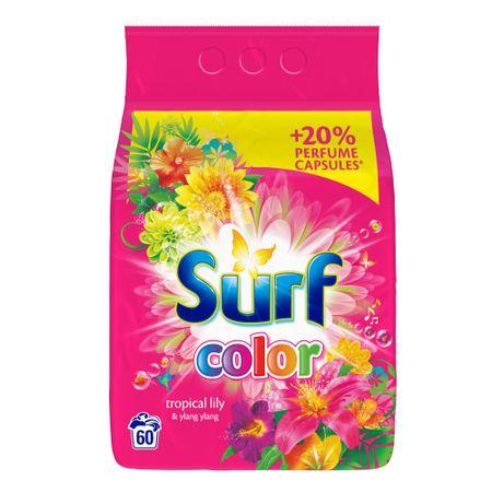 Surf Color prášek Tropical Lily & Ylang Ylang 4,2 kg (60 mosás)