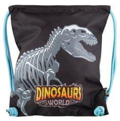 BAAGL Vrecko na obuv Dinosaury - REX