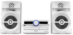 PANASONIC SC-UX100E Hi-fi mikrorendszer