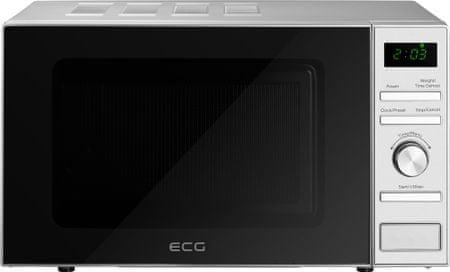 ECG MTD 2071 SE pečica mikrovalovna - Odprta embalaža