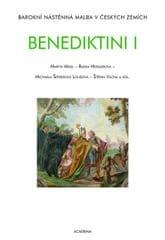 Mádl Martin: Benediktini - Barokní nástěnná malba v českých zemích