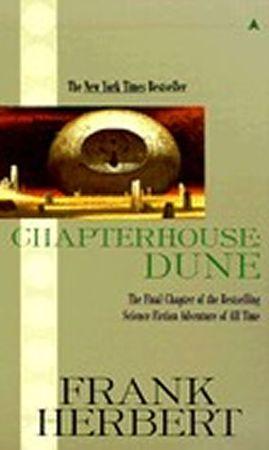 Herbert Frank: Chapterhouse: Dune