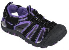 Loap DOPEY dětské sandály black