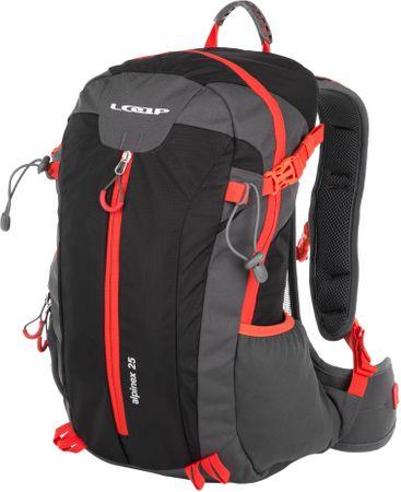 da0b6a4307 Loap Alpinex 25 Black Red