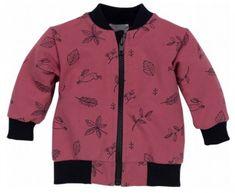 PINOKIO Dívčí kabátek Colette - červený