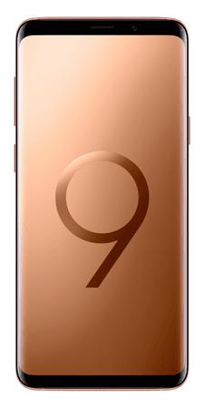 Samsung Galaxy S9+, 256GB, Zlatá - rozbaleno