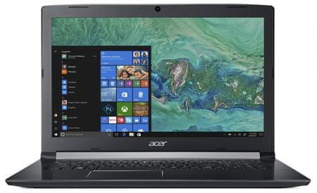 Acer prenosnik Aspire 5 A517-51G-884B i7-8550U/8GB/SSD256GB/GFMX150/17,3FHD/W10H (NX.GSXEX.018)