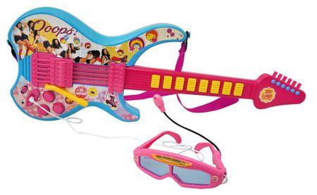 Soy Luna električna gitara, 60 cm