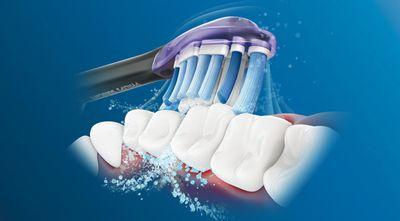 Philips Sonicare Premium White HX9064/17 technologie Sonicare