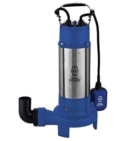 REM POWER potopna črpalka za odpadno vodo SPG 18502 CDR