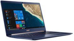 Acer prijenosno računalo Swift 5 SF514-52TP-55ZG i5-8250U/8GB/SSD256GB/14FHD/Win10Pro (NX.H0DEX.005)