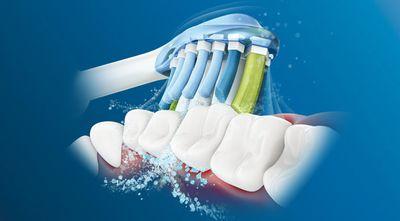 Philips Sonicare Premium Gum Care HX9054/17 technologie Sonicare