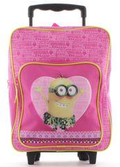Detský batoh na kolieskach Mimoni