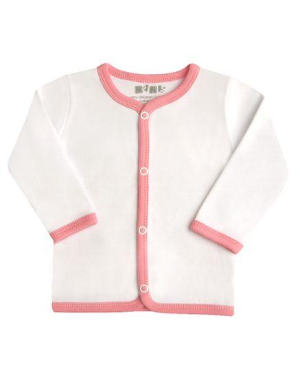 Nini dívčí kabátek 56 bílá