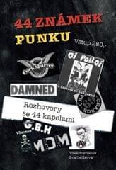 Formánek Vítek, Csölleová Eva,: 44 známek punku