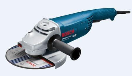 BOSCH Professional kotni brusilnik GWS 24-230 H (0601884L03)