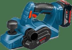 BOSCH Professional akumulatorski skobeljnik GHO 18 V-LI (06015A0304)