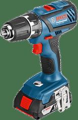 BOSCH Professional akumulatorski vrtalni vijačnik GSR 18-2-LI Plus Professional (06019E6102)