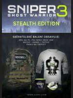 Sniper: Ghost Warrior 3 - Stealth Edition (XBOX1)