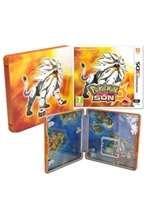 Pokémon Sun - Steelbook Edition (3DS)