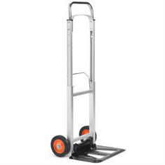 VonHaus nakladalni voziček, zložljiv, do 90 kg