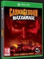 Carmageddon: Max Damage (XBOX1)
