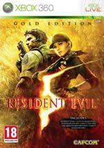Resident Evil 5 Gold (X360)