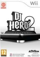 Nintendo DJ Hero 2 (WII)