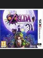 The Legend of Zelda: Majoras Mask (3DS)