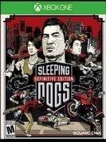 Sleeping Dogs (Definitive Edition) (XBOX1)