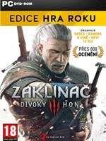 Zaklínač 3: Divoký hon (Edice Hra Roku) (PC)