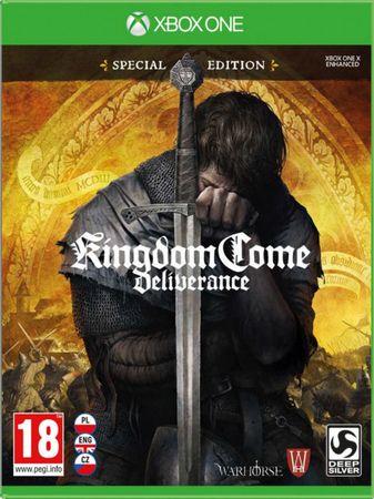 Kingdom Come: Deliverance CZ (XBOX1)